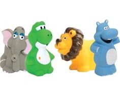Набор игрушек для купания Lubby «Африка»