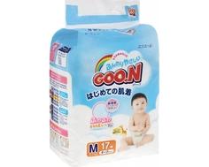 Подгузники Goo.N M (6-11 кг) 17 шт. Goon