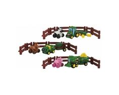 Игровой набор Tomy «Приключения трактора Джонни и его друзей на ферме» в ассортименте