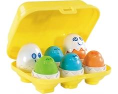 Развивающая игрушка Tomy «Коробка с яйцами»