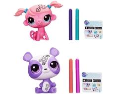Игровой набор Littlest Pet Shop «Укрась зверюшку»