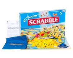 Настольная игра Scrabble «Junior» Mattel Games