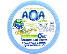 Крем под подгузник AQA baby от опрелостей 100 мл