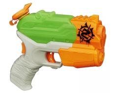 Водяной пистолет Nerf «Супер Сокер: Зомби Страйк Огнетушитель»