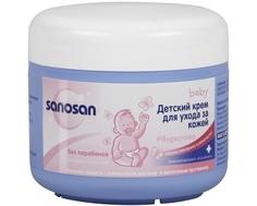Крем Sanosan детский для ухода за младенцем 150 мл