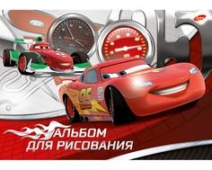 Альбом для рисования Disney Cars 20 листов