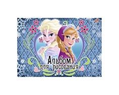 Альбом для рисования Disney Frozen 20 листов
