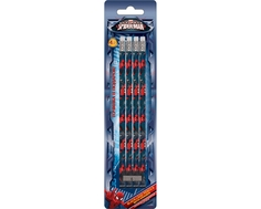 Набор карандашей Spider-Man 4 шт.