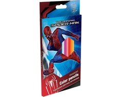 Набор цветных карандашей Spider-Man 18 шт.