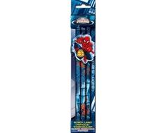 Набор трехгранных карандашей Spider-Man 3 шт.