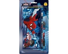 Набор канцелярский Spider-Man 3 пр.