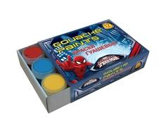 Краски гуашевые Spider-Man 12 цв.