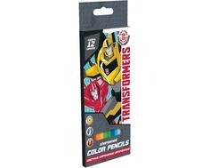 Набор цветных карандашей Transformers 12 шт.