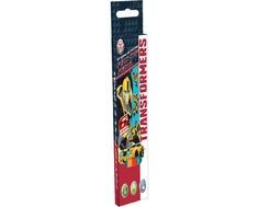 Набор цветных карандашей Transformers 6 шт.