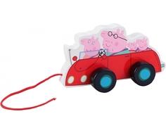 Каталка Peppa Pig «Машина семьи Пеппы»
