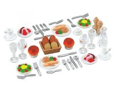 Игровой набор Sylvanian Families «Ужин»