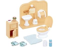 Игровой набор Sylvanian Families «Туалетная комната»