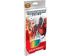 Набор цветных карандашей Transformers «Prime» 12 шт
