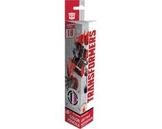 Набор цветных карандашей Transformers «Prime» 18 штук