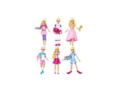 Мини-кукла Barbie «Кем быть?»