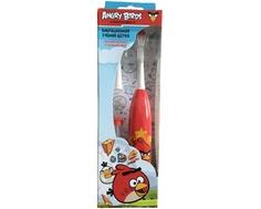 Электрическая зубная щетка Longa Vita «Angry Birds» со сменной насадкой c 3 лет
