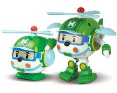 Игрушка-трансформер SilverLit «Poli Robocar: Хэли»