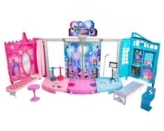 Игровой набор Barbie «Barbie рок-принцесса: Звездная сцена»