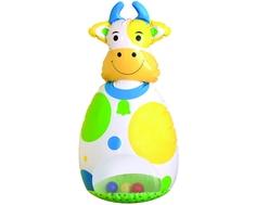 Игрушка надувная Lubby «Коровка-Неваляшка»