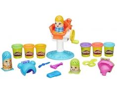 Игровой набор Play-Doh «Сумасшедшие прически» с пластилином