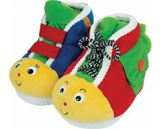 Развивающая игрушка Ks Kids «Обучающие ботинки»