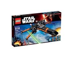 Конструктор LEGO Star Wars 75102 Истребитель По