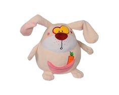 Мягкая игрушка «Заяц-шарик» СмолТойс