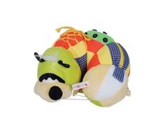 Мягкая игрушка «Гусеница Ползунок» СмолТойс