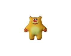 Игрушка-антистресс СмолТойс «Медвежонок» 29 см желтая