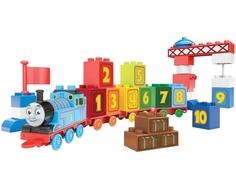 Конструктор Mega Bloks «Thomas&Friends: Считаем с Томасом»