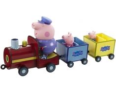 Игровой набор Peppa Pig «Паровозик дедушки Пеппы»