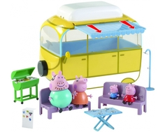 Игровой набор Peppa Pig «Кемпинг Пеппы»