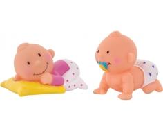 Набор игрушек-брызгалок для ванны Курносики «Баю-Бай»