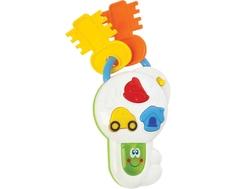 Электронно-музыкальная игрушка Мир Детства «Озорные нотки: Брелок»