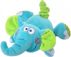 Вибрирующая игрушка Мир Детства «Слоненок»