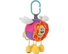 Развивающая мягкая игрушка-подвеска Мир Детства «Сказочный львенок»