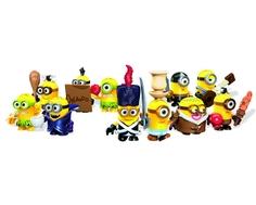 Игровой набор Mega Blocks «Гадкий я: Миньоны» в ассортименте