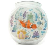 Интерактивная игрушка RedWood «Море чудес. Рыбка-акробат» с аквариумом
