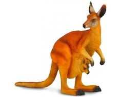 Фигурка Collecta «Красный кенгуру L»