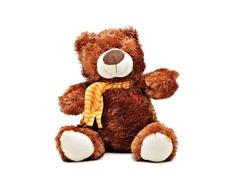 Мягкая игрушка Kribly Boo «Шоколадный мишка со сказками» в ассортименте