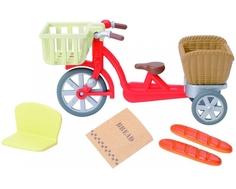Игровой набор Sylvanian Families «Велосипедная прогулка»