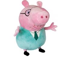Мягкая игрушка «Папа Свин с галстуком» Peppa Pig