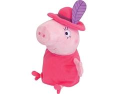 Мягкая игрушка Peppa Pig «Мама в шляпе» 30 см