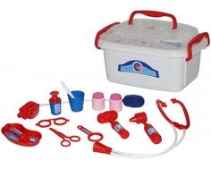 Игровой набор доктора Полесье в контейнере