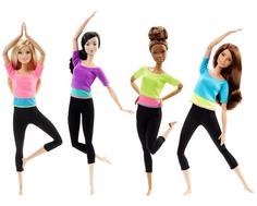 Кукла Barbie «Безграничные движения» 29 см в ассортименте